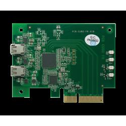 Carte d'Upgrade Thunderbolt 2 pour xMac mini Server