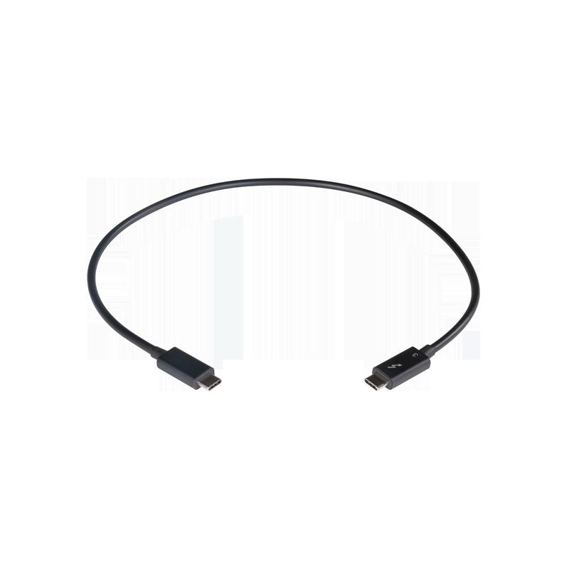 Câble Thunderbolt 3 (40Gbps, 0,5 m)