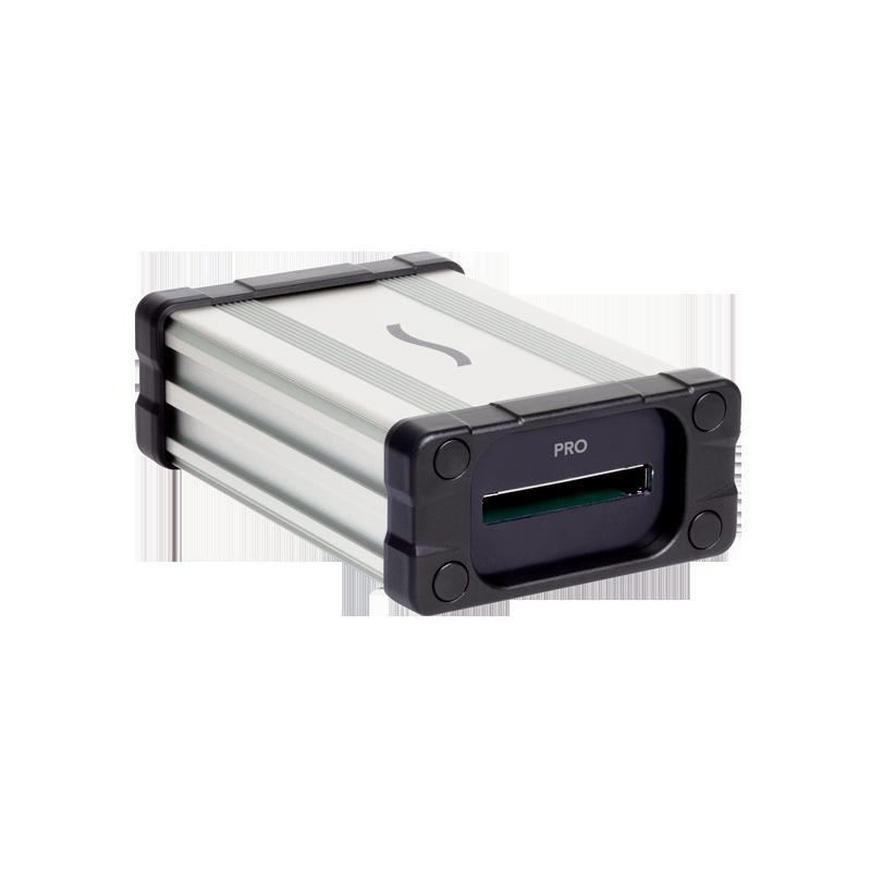 Adaptateur Echo ExpressCard Pro Thunderbolt et lecteur de média SxS