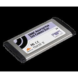 Adaptateur SDHC pour slot de caméra SxS