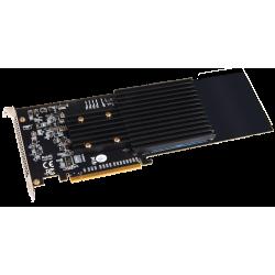 Sonnet M.2 4x4 Silent PCIe...