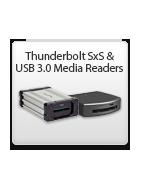 Thunderbolt & USB 3 Readers